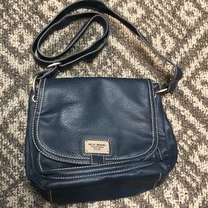 Relic Navy Blue Crossbody